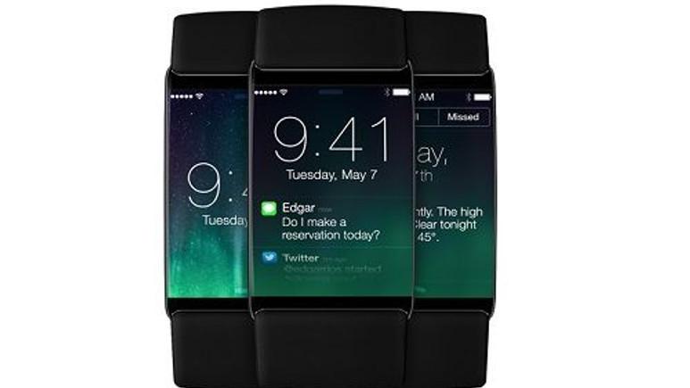 """Bu iWatch konseptleri """"saat"""" anlayışınızı tamamen değiştirecek!"""