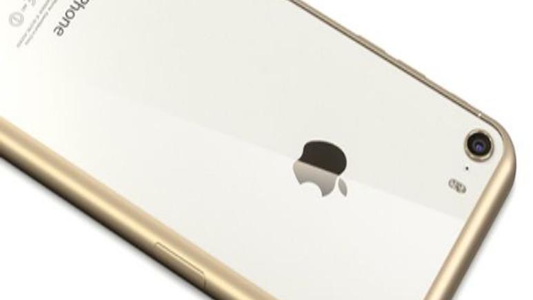 iPhone 6'nın 4.7 inç'lik modeli kalıbı ile birlikte görüntülendi!