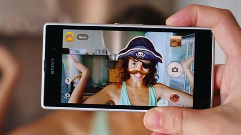 Sony Xperia Z1 ile çekilmiş yılın Selfie'si