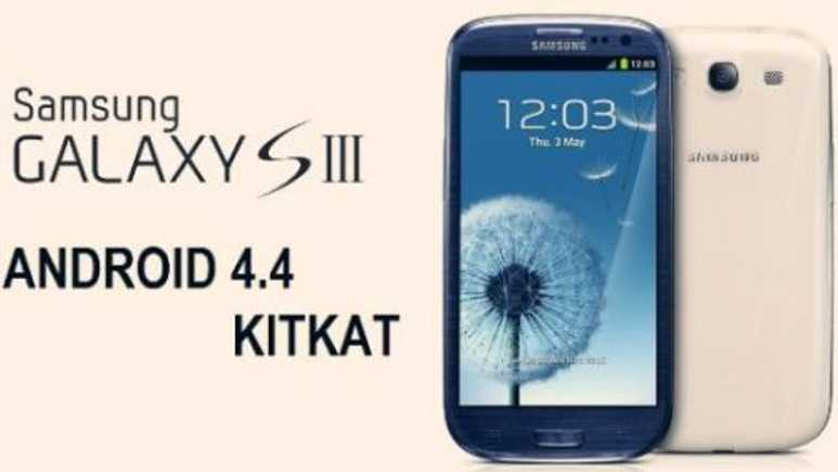 Türkiye'deki Galaxy S3'e Android 4.4 KitKat gelmiyor!