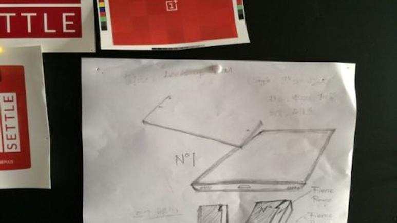 OnePlus One'ın tasarımı ve board'u görüntülendi!