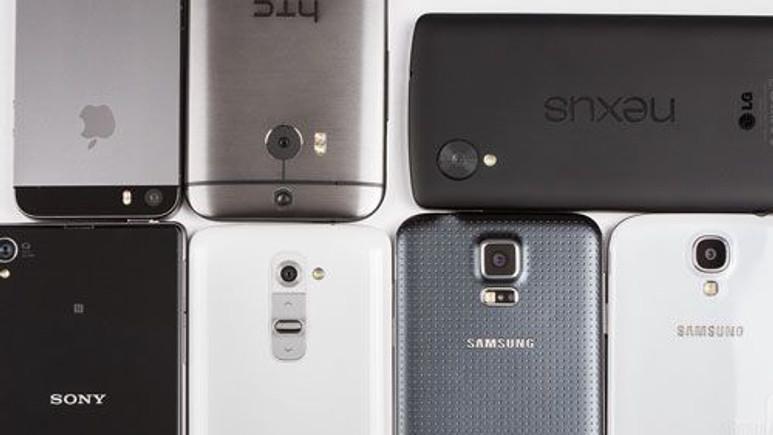 iPhone 5S, One M8, Galaxy S4, Galaxy S5, Nexus 5, Xperia Z1 ve LG G2 kamera karşılaştırması