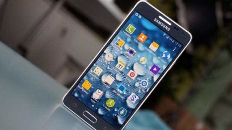 Samsung'un Galaxy A3 modeli de ortaya çıktı
