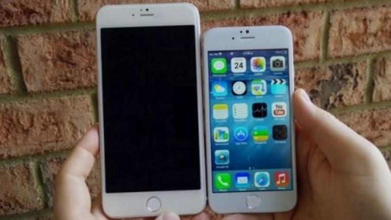 Gerçek iPhone 6'ya ait yeni görüntüler geldi