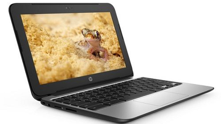 HP'den iki yeni Chromebook bilgisayar