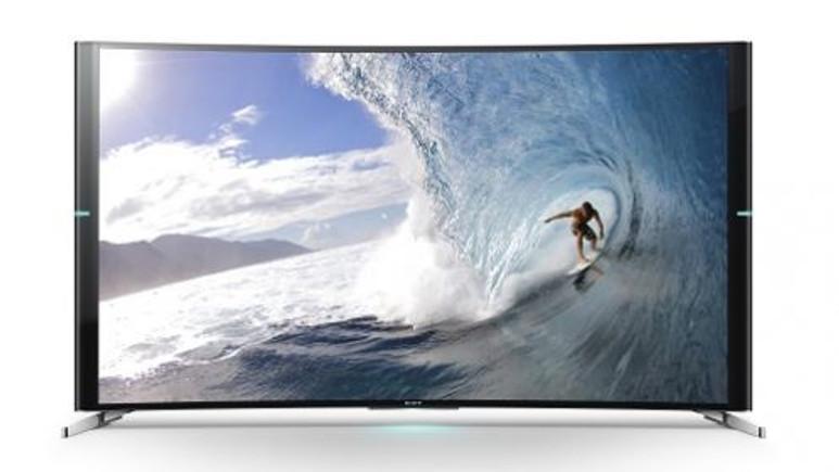 Sony BRAVIA S9005 ile 4K kavisli ekran teknolojisine adım atıyor