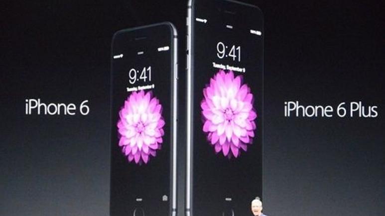 Apple 4.7-inçlik iPhone 6'yı duyurdu, işte detaylar!