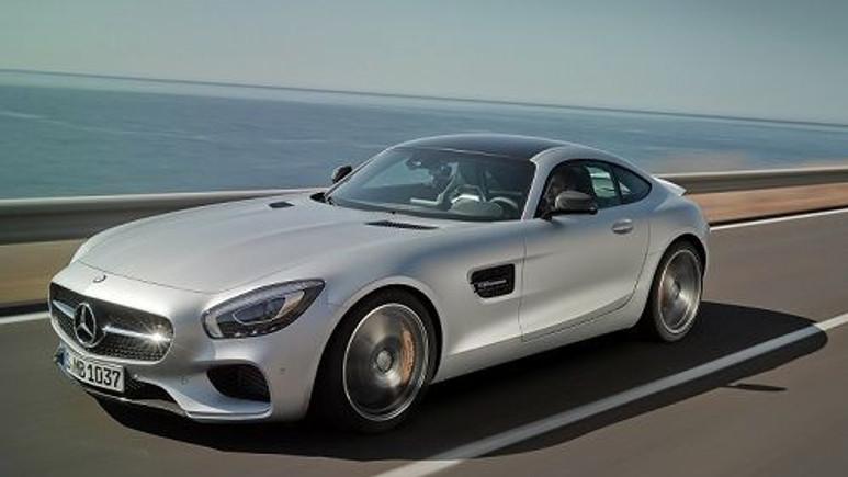 Süper Spor Mercedes-AMG GT Dünyaya Tanıtıldı