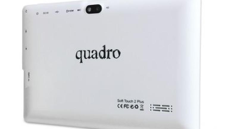 Öğrenirken Eğlenmek İçin; Quadro Tablet