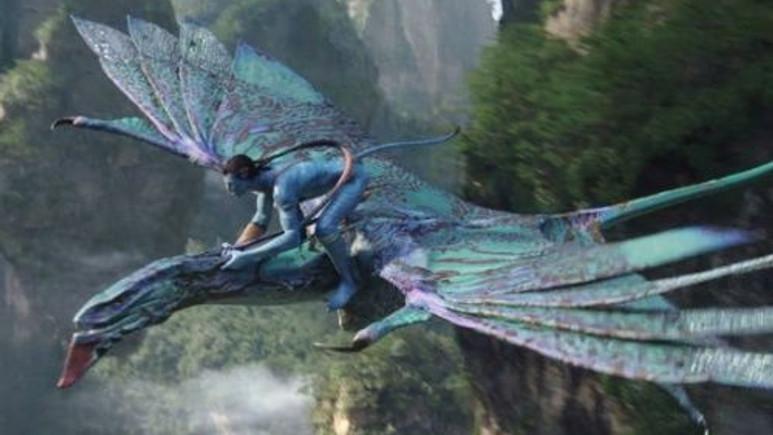 Avatar filmindeki 'İkran'lara benzer yaratık fosili bulundu