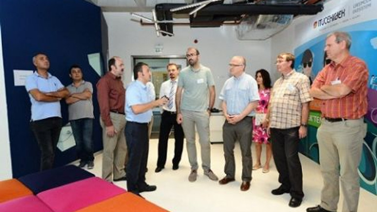 AB Akıllı bina sistemi için Türk teknoloji firmaları devrede