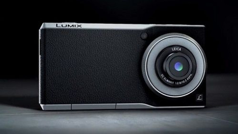 Panasonic'ten Galaxy K Zoom'a rakip: Lumix Smart Camera CM1
