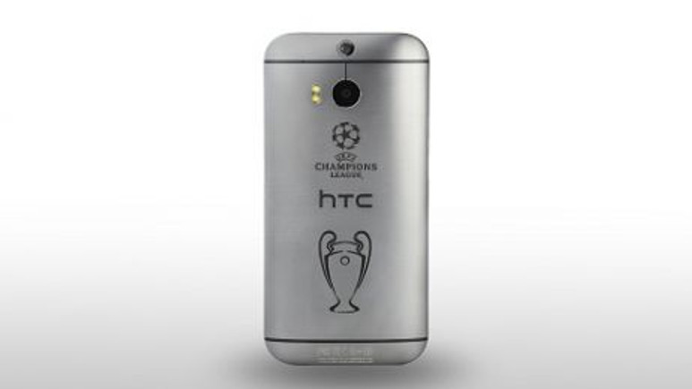 HTC'den futbol tutkunlarına özel bir akıllı telefon tasarımı