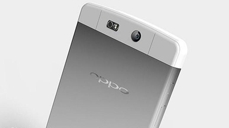 Oppo N3'ün sızan fotoğrafı bambaşka bir tasarım ortaya koyuyor