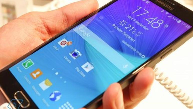 Galaxy Note 4 bu ay satışa sunuluyor