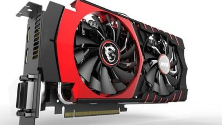 MSI yeni nesil NVIDIA GeForce GTX 980 ve GTX 970 ekran kartlarını tanıttı