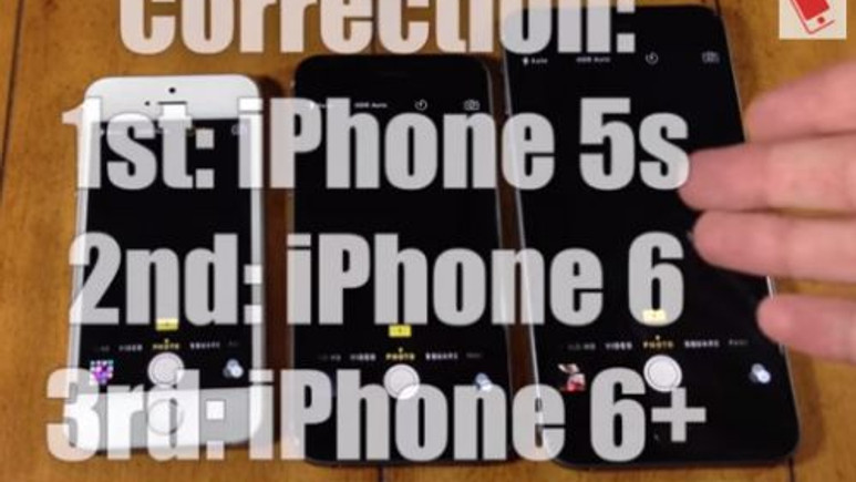 iPhone 5S, iPhone 6, iPhone 6 Plus açılış ve internet hız testi