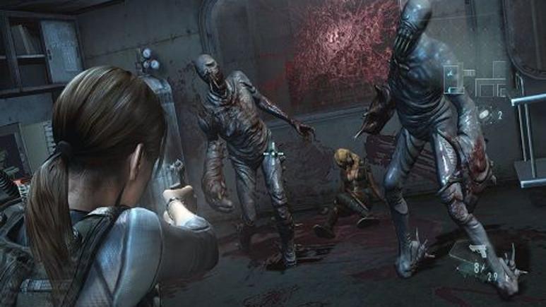 Resident Evil: Revelations 2′nin demo sürümünden oynanış videosu yayımlandı