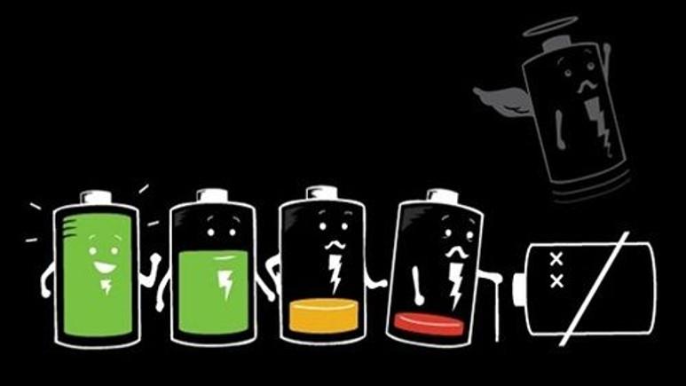 Bataryanız Sizi Yarı Yolda Bırakmasın