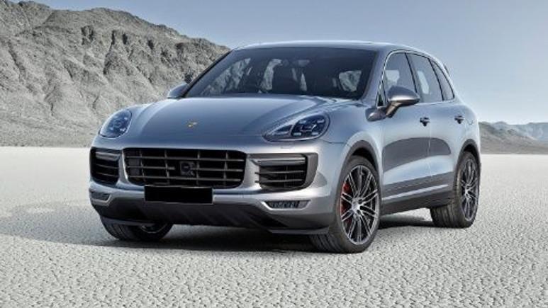 Yeni Porsche Cayenne modelleri agresif dış tasarımı ile dikkat çekiyor