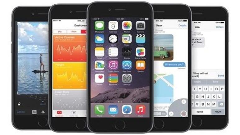 iOS 8 için ilk güncelleme yayınlandı