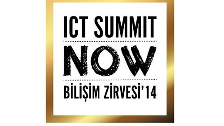 ICT Summit NOW Bilişim Zirvesine bilet kazanın!