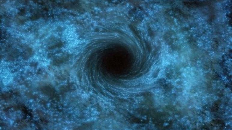 Dev kütleli yeni bir kara delik bulundu!