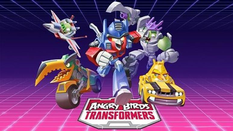 Angry Birds çılgınlığı devam ediyor! İşte Angry Birds Transformers!