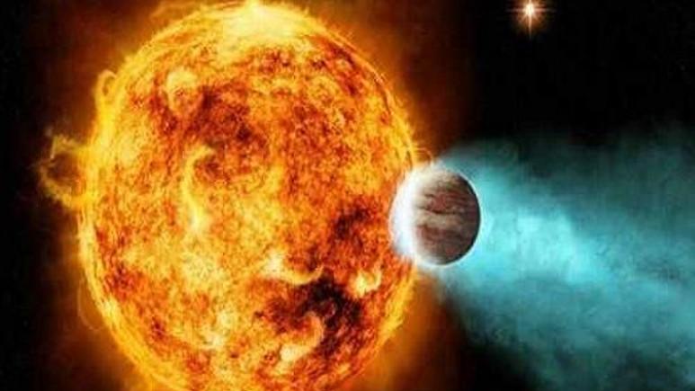 Bilim adamları su bulunan bir gezegen keşfetti