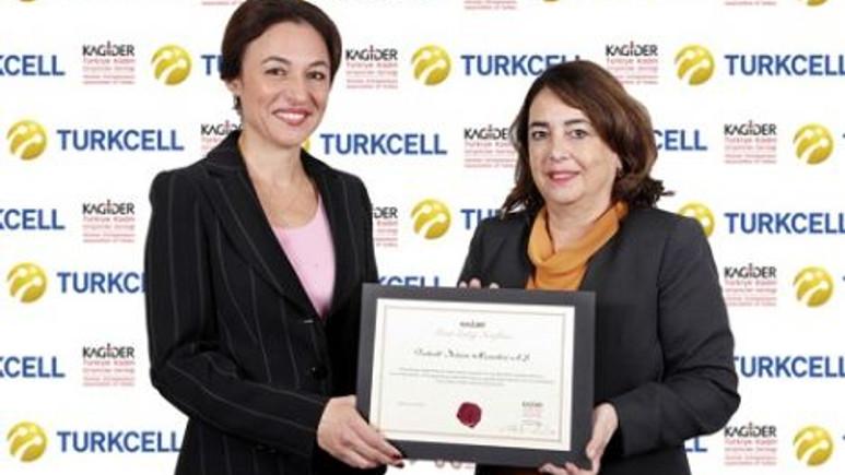 Turkcell KAGİDER'den Fırsat Eşitliği Sertifikası ald