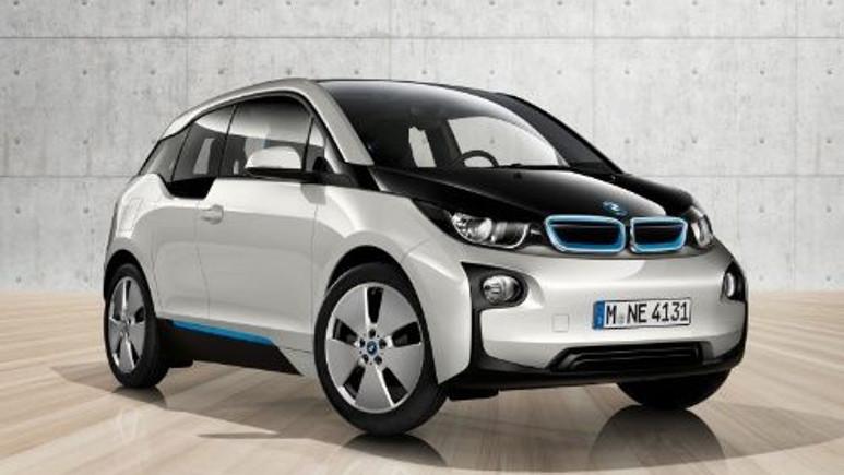 Elektrikle çalışan BMW i3, Türkiye'de satışa sunuldu