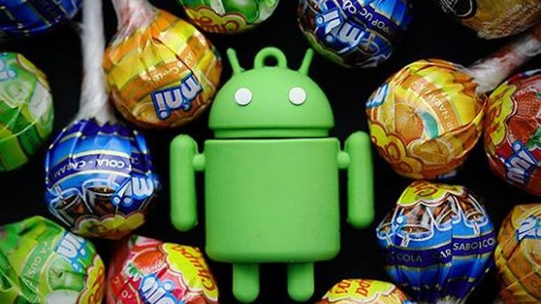 Google, Android L için ipucu mu verdi?