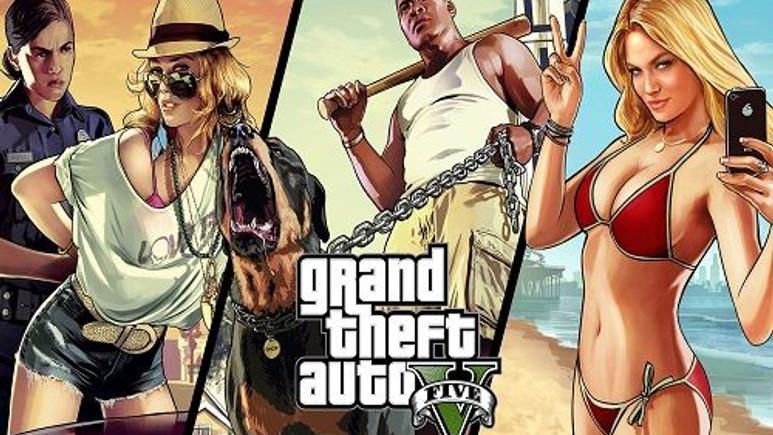 Grand Theft Auto V  Steam'de yine göründü