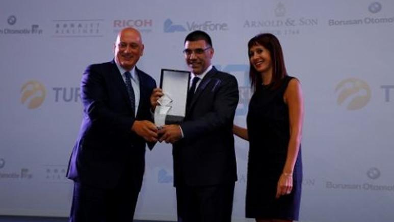 Vestel Turkcell Mobil Teknoloji Ödülüne layık görüldü
