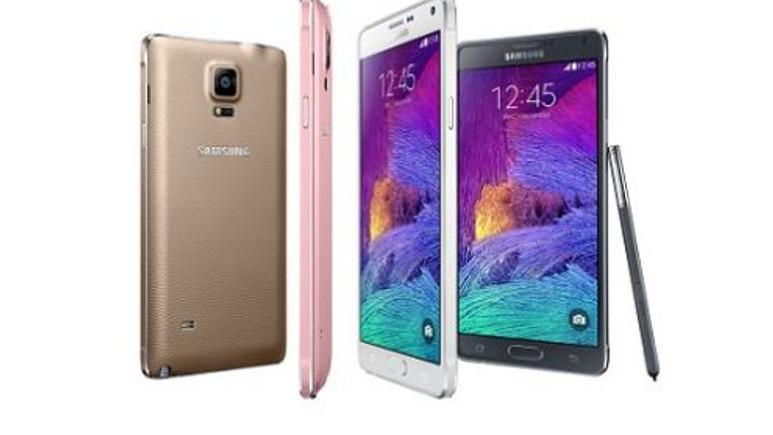 Samsung yeni bir Galaxy Note 4 tanıttı! Ama nasıl?