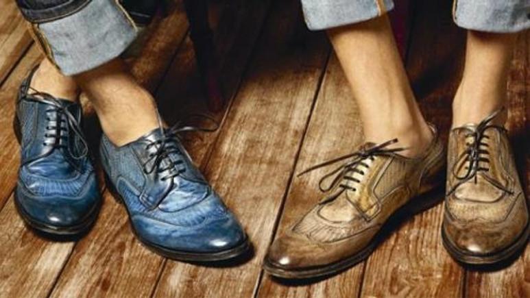Zehirli ayakkabıların fotoğrafları yayınlandı, işte o ayakkabılar!