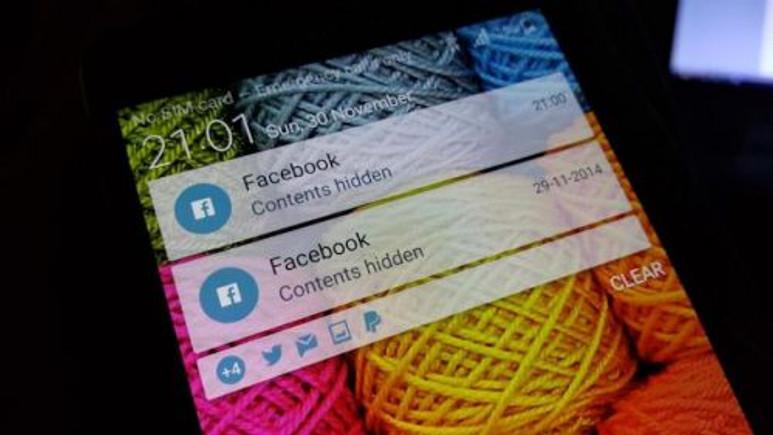 Android Lollipop'lı Galaxy Note 4'ten ilk görüntüler!