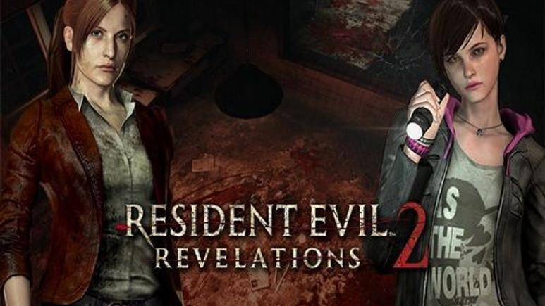 Resident Evil Revelations 2'nin yeni videosunda Barry Burton görüldü! [Video]