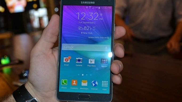 Samsung, Galaxy Note 4'ün Snapdragon 810 işlemcili sürümünü test ediyor