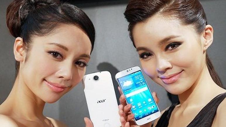 Acer'ın 64 bit destekli ilk telefonu: Liquid Jade S