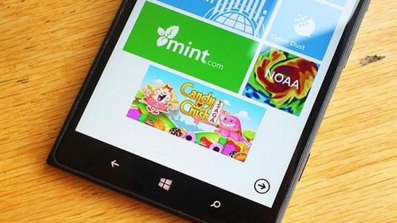 Popüler oyun Candy Crush Saga, Windows Phone için yayınlandı
