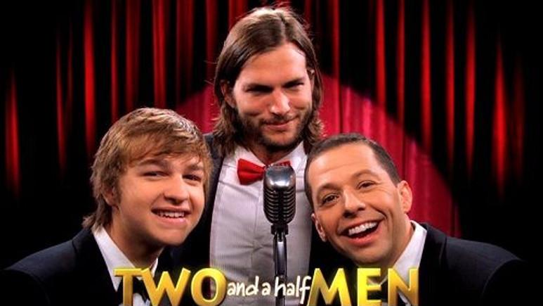 Two and a Half Men dizisinin finaline sürpriz bir isim dahil oluyor