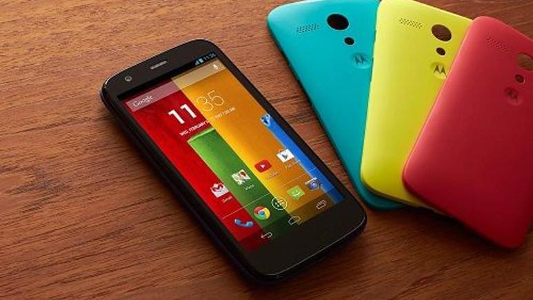 Motorola'dan uygun fiyatlı 4G telefonlar geliyor