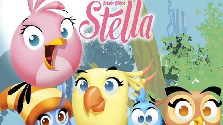 Angry Birds Stella, Windows Phone için ücretsiz olarak yayınlandı