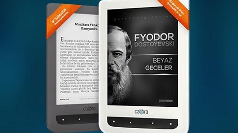 Yeni Şafak'ın yenilenen Android uygulaması Calibro e-kitap kazandırıyor