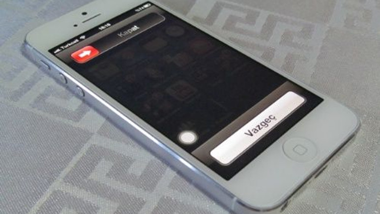 iPhone telefonunuz kapalı uyarısı alıyorum?