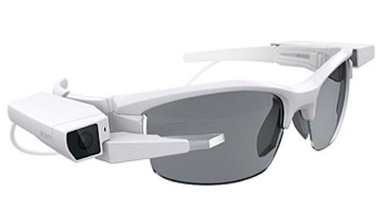 Sony'den akıllı gözlük hamlesi geldi