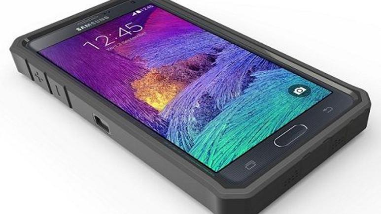 Galaxy Note 4'ün pil seviyesini dört katına çıkarın