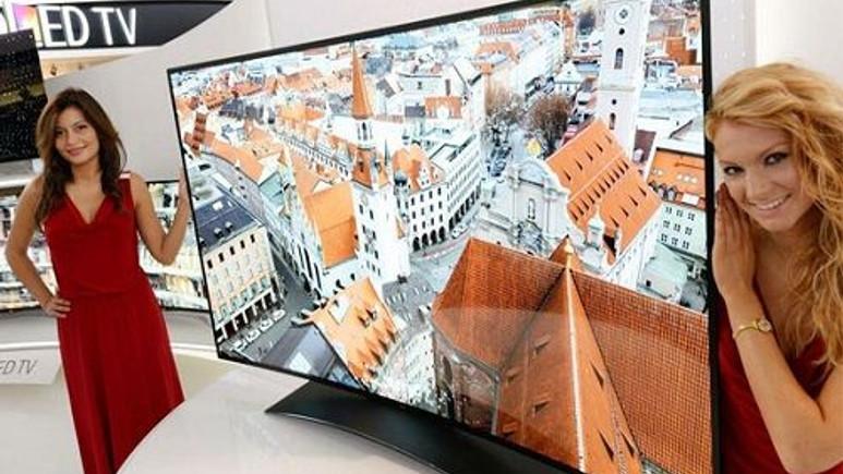 LG, 110-inç 4K Ultra HD OLED TV'yi duyurmaya hazırlanıyor