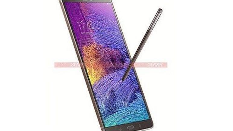Galaxy Note 8.4'ün basın fotoğrafı yayınlandı
